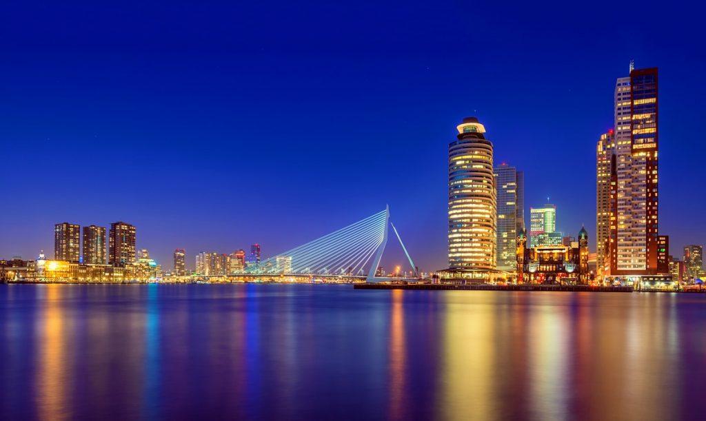speeddaten in Rotterdam stad